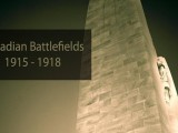 Canadian Battlefields 1915 – 1918: A Visitor's Guide by Terry Copp, Matt Symes and Nick Lachance