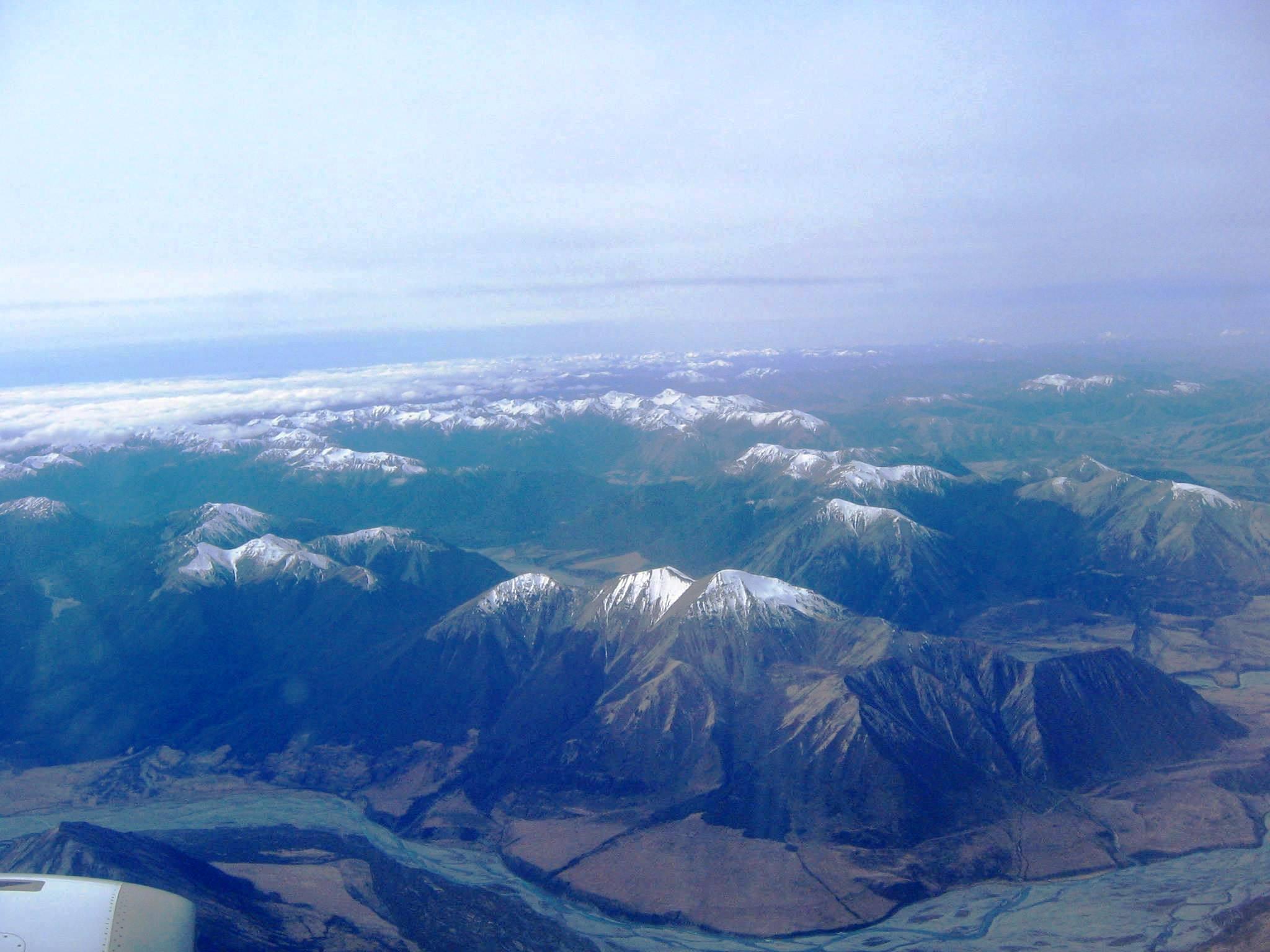 South Island, New Zealand. (It is breath-taking!)