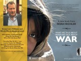 Review of Noah Richler's 'What We Talk About When We Talk About War' by Kirk Goodlet and Geoff Keelan