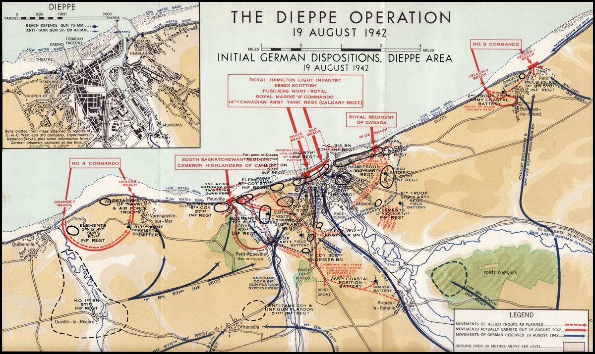 Dieppe-August-191942