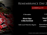 LCMSDS & Remembrance Day