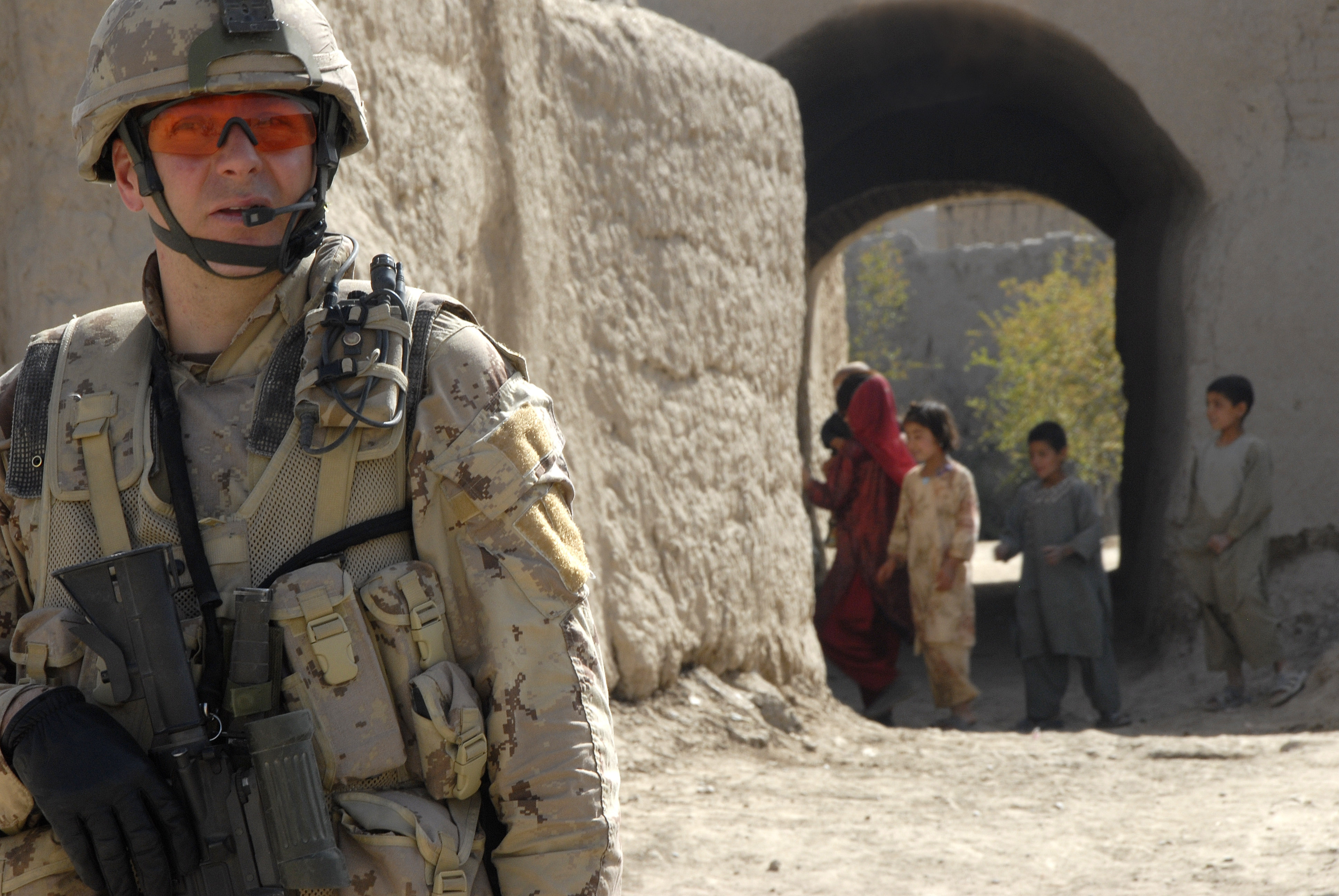 Lessons Learned: The Military Family