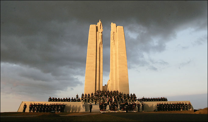 Métis Nation of Ontario (MNO): Sponsoring Students to Vimy Ridge in 2017