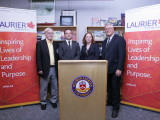 "LCMSDS and Wilfrid Laurier University Announce ""The Dunkley Chair in War and the Canadian Experience"""