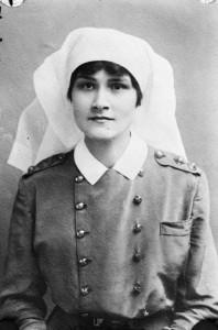 Nursing Sister (unidentified)