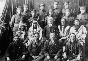 1. Native recruits