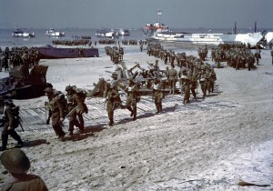 Juno_Beach_Canadian_Reinforcements-300x210