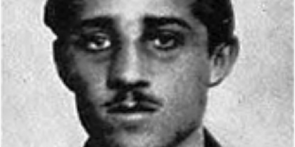 The Fate of Gavrilo Princip by John Owen Theobald