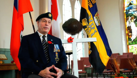 Media Release: Remembering the Heroes, A Documentary of Canadian Veterans