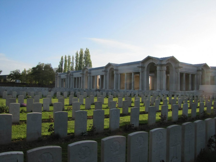 The Battle of Arras Centennial Commemorations 2017 by Jesse MacLeod