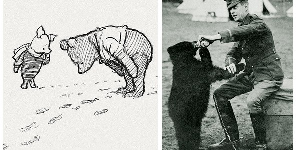 Remembering the Real Winnie: The World's Most Famous Bear Turns 100