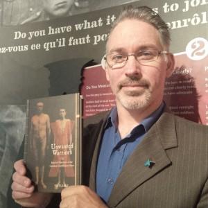 Dr-Nic-Clarke-Canadian-War-Museum