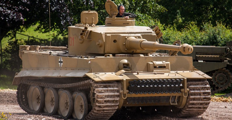 2015 Aquino Tank Day: Oshawa May 30