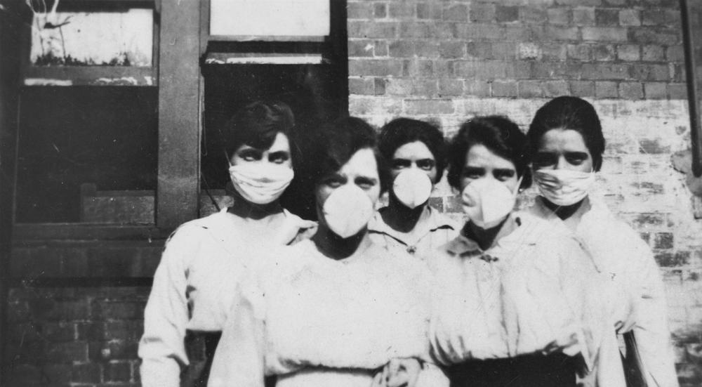 Spanish influenza epidemic
