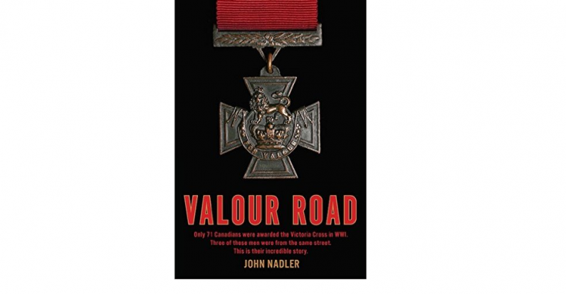 Review of John Nadler's Valour Road By Craig Leslie Mantle