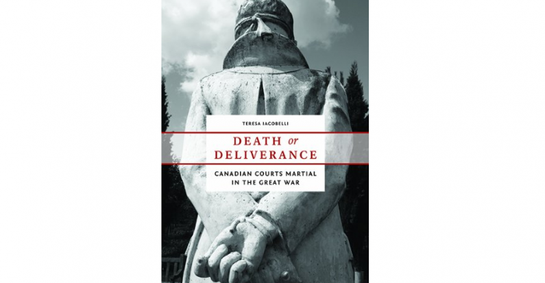 Review of Teresa Iacobelli's Death or Deliverance by Alyssa Cundy