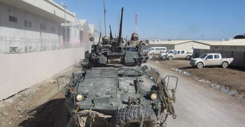 Operation Athena: A View From the Front, (Part I) Departure.