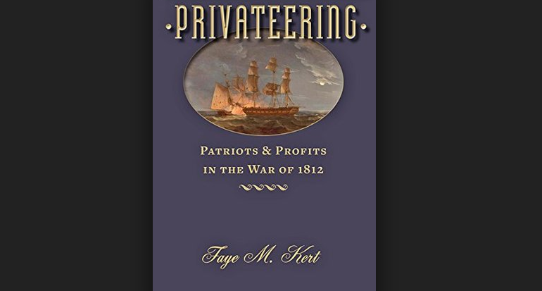 Review of Faye Kert's Privateering by Gordon Bannerman
