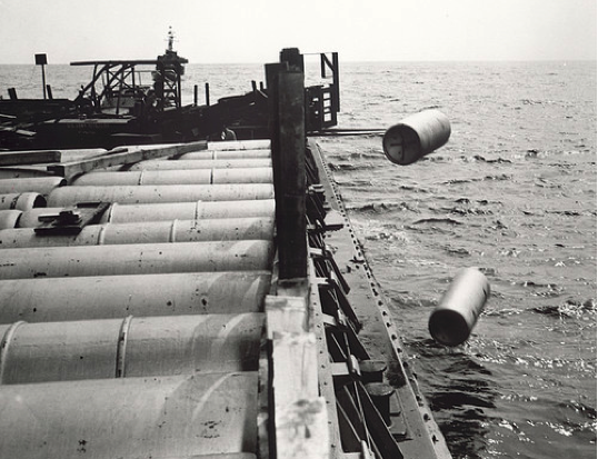 Reflections from the Field: A Historian Attends a Science Workshop on Underwater Munitions, 27 June to 1 July 2016.