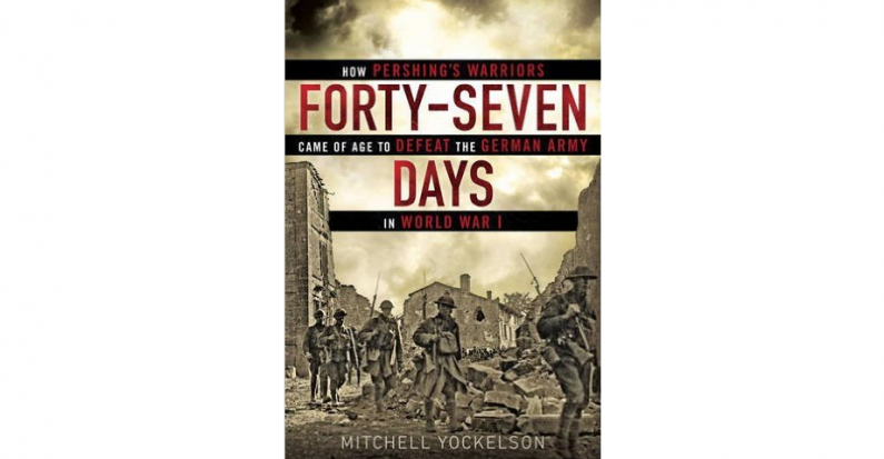 Review of Mitchell Yockelson's Forty-Seven Days by John R. Heckman