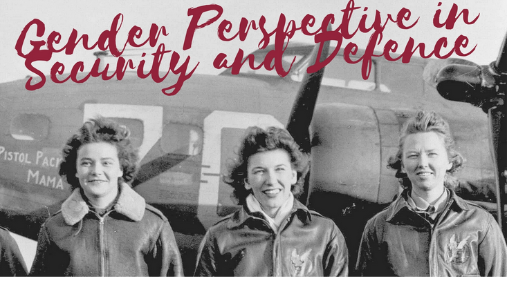 Gender Perspective in Defence and Security: Toronto, Mar. 3rd