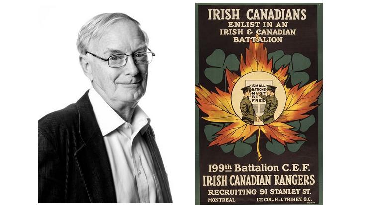 Military History Speaker Series: Terry Copp, Mar. 22
