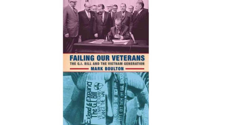Review of Mark Boulton's Failing Our Veterans: The G.I. Bill and the Vietnam Generation by Alyssa Cundy
