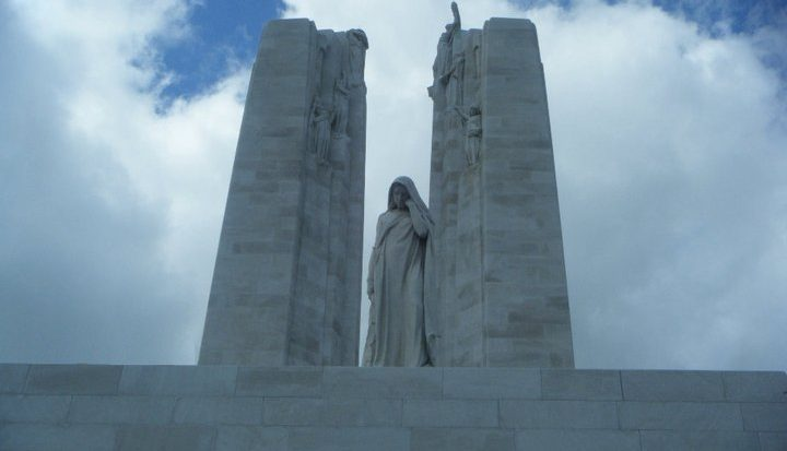 On War & Society: Did You Fall Into the Vimy Trap?