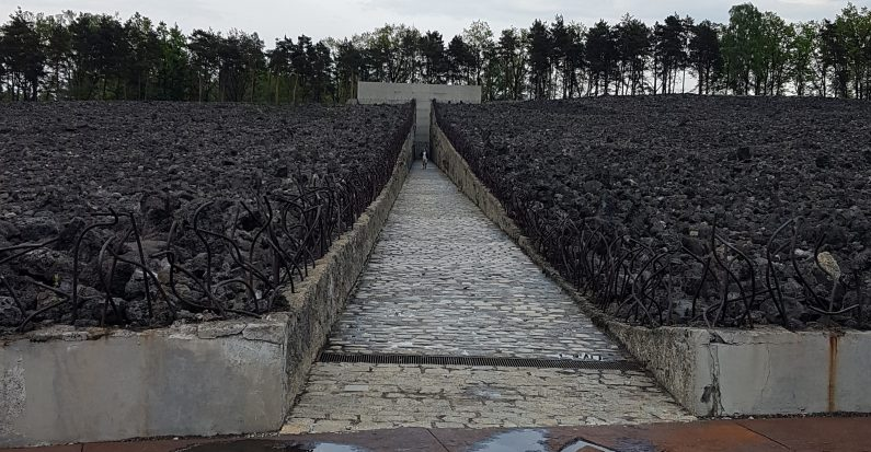 Confronting the Holocaust in Poland  by Erica Parnis