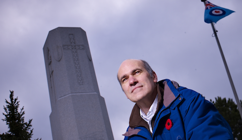 """Military History Speaker Series: Geoffrey Hayes, """"Reinventing Canada's Junior Officer Corps,"""" November 8th"""