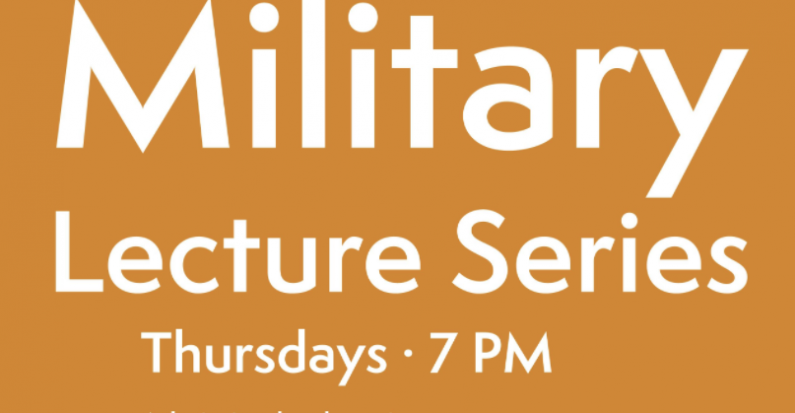 Guelph Military Lecture Series: Eric Story on Indigenous Veterans, 1914-1939, October 19, 7pm