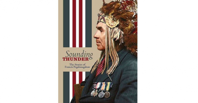 Review of Brian McInnes's Sounding Thunder by Eric Story