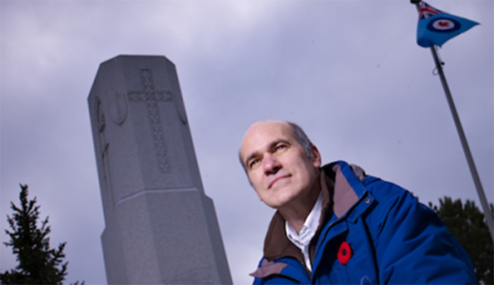On War & Society: In Search of the Canadian Officer with Dr. Geoff Hayes