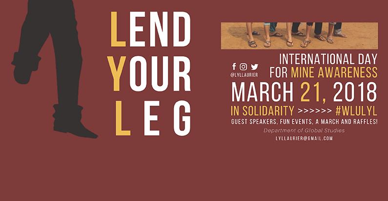 Lend Your Leg 2018