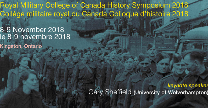 Call for Papers: Manpower and the Armies of the British Empire in the Two World Wars Royal Military College of Canada