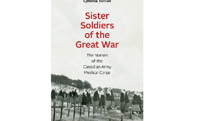 Review of Cynthia Toman's Sister Soldiers of the Great War by Eliza Richardson