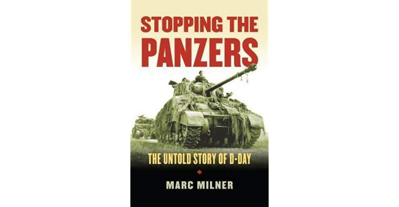 Review of Marc Milner's Stopping the Panzers by Brad St. Croix