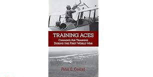 Review of Peter Conrad's Training Aces by Brian Douglas Tennyson