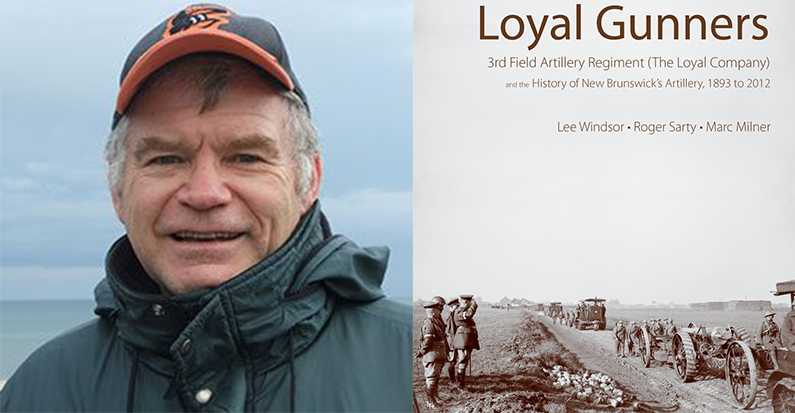 """Guelph Military Lecture Series: Roger Sarty, """"The Canadian Garrison Artillery Goes to War, 1914-1918,"""" Nov. 15th"""