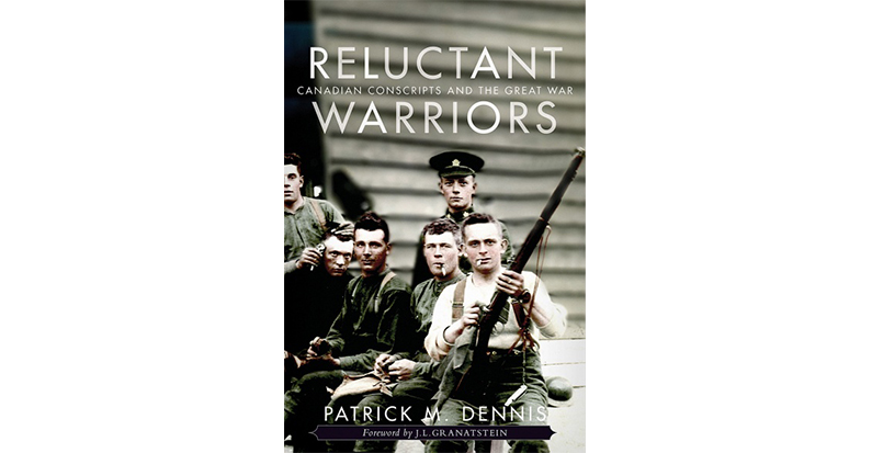 Review of Patrick Dennis's Reluctant Warriors by David Borys