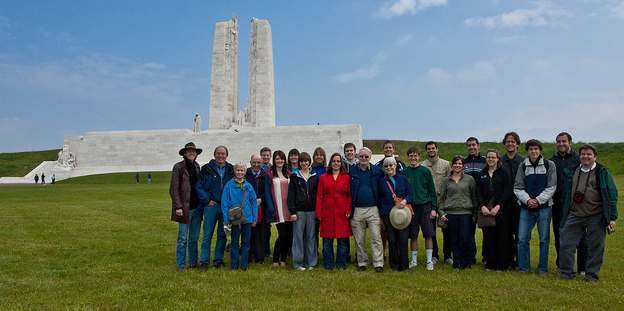*LCMSDS Vimy Week Feature* – Explore Vimy Ridge through our Battlefield Guides and Journal