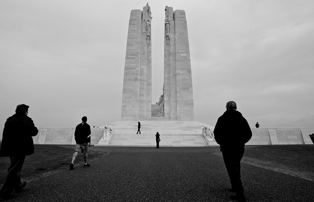 Laurier Student Explores First World War on the Western Front
