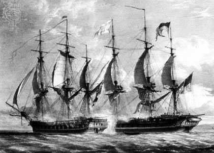 """Guelph Civic Museum Military Lecture Series 2013 – 17 January – Robert Sears """"The Rocket's Red Glare – The War of 1812 on the Chesapeake"""""""