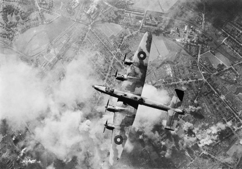"27 March – Mike Bechthold at the Kitchener Public Library, Forest Heights – ""The Terror Bombing of Germany: A Legitimate Target or War Crime?"""