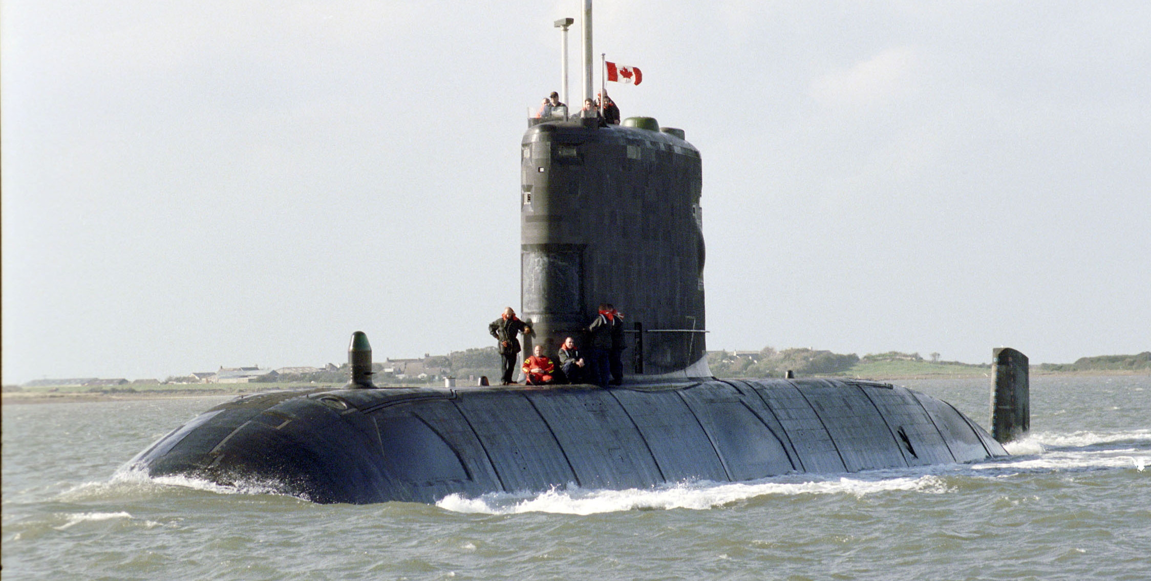 """""""The Deal of the Century"""": Canada's Problematic Submarines in Historical Perspective by Dr. Paul T. Mitchell"""