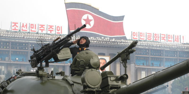 The Future of North Korea (Part 1) by Corey Willis