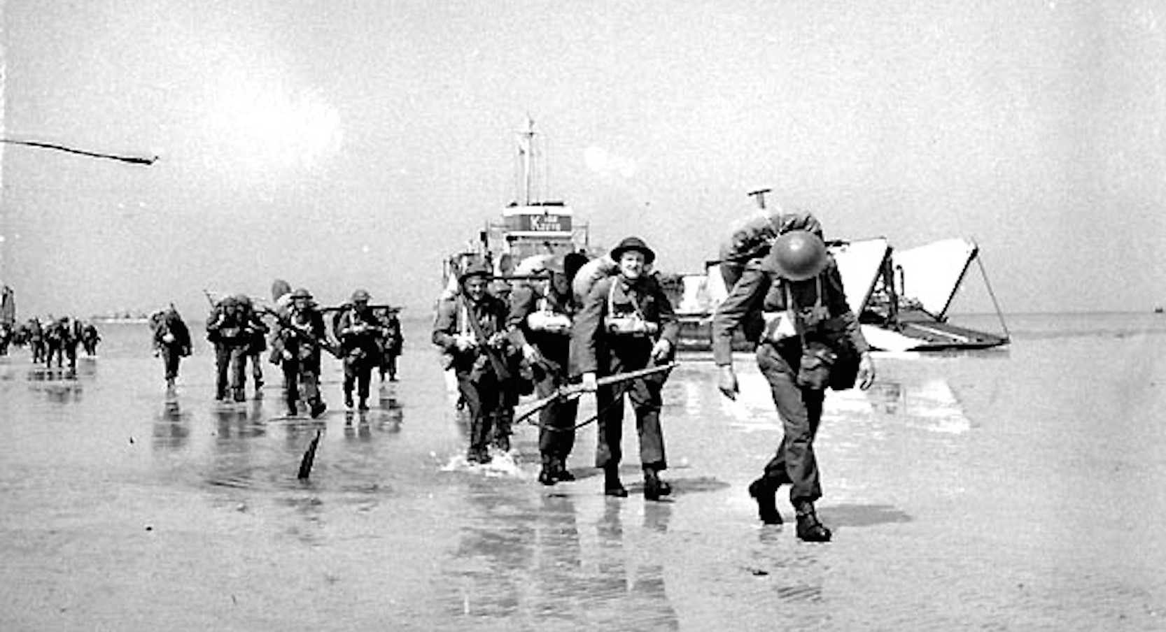 Experience D-Day through the LMH Archive's Collection Of War Diaries