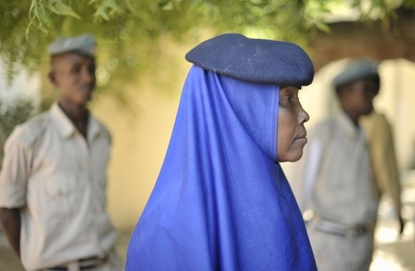 Somali Women and Community Support in the Aftermath of Sexual Violence by Andrea Hall