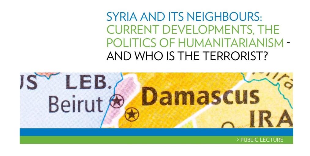 Nigel Fisher, Former UN Humanitarian Coordinator in Syria: Mar. 25th