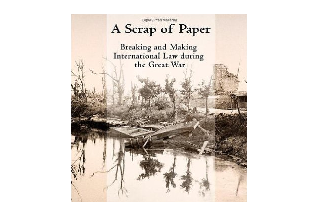Review of Isabel V. Hull, A Scrap of Paper By Peter Price